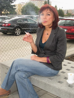 Smoking Eva 7
