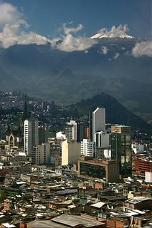 Manizales & Nevado del Ruiz