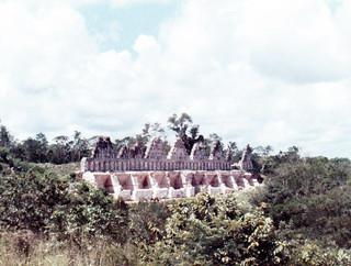 Dovecote, Uxmal