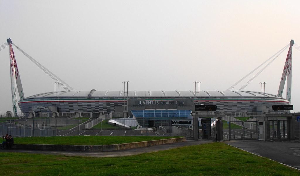 La nuova casa della Juve  -  The new Juventus F.C. home