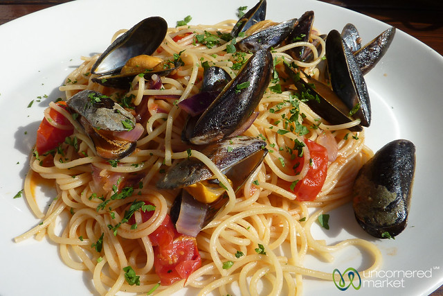 Spaghetti with Mussels - Mitte, Berlin