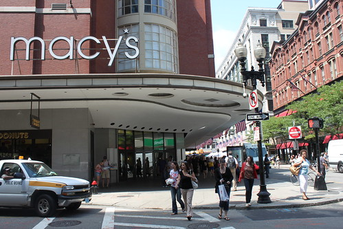 Downtown Crossing Macy's
