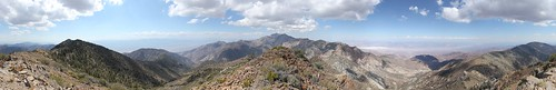 360 degrees from Sentinel Peak
