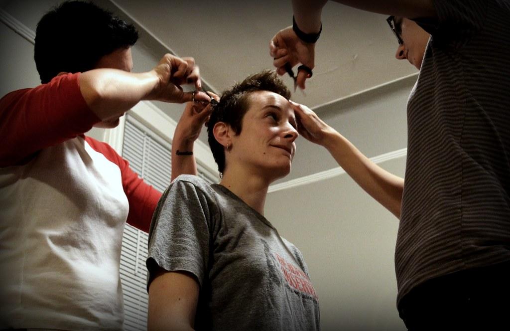 Holly body scissor lesbian