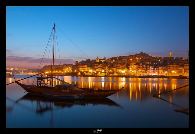 Porto de nuit  ~ Portugal ~ Porto ~