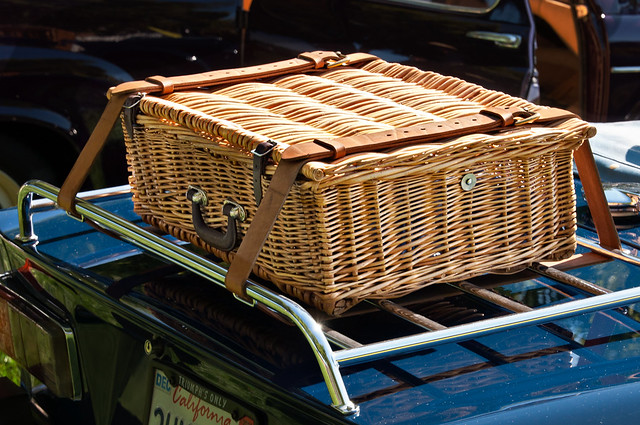 Car Luggage Rack Covers