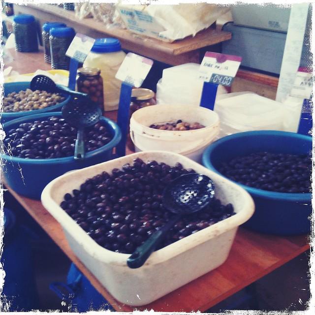olives, olives