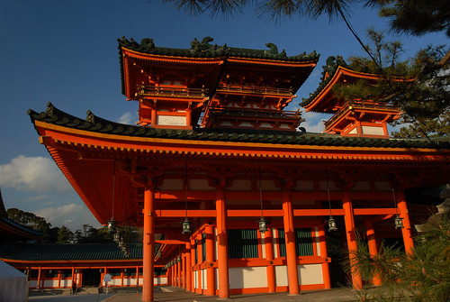 Myōshin-ji (妙心寺) is a temple complex in Kyoto, Japan - 無料写真検索fotoq