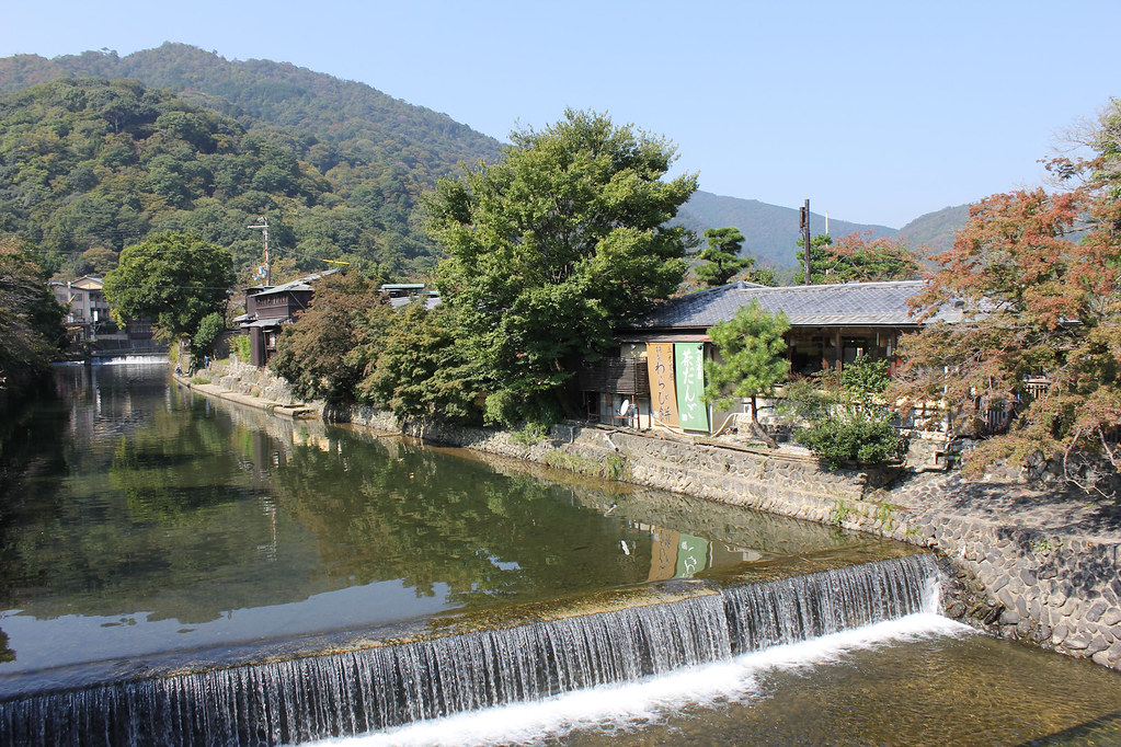 Arashiyama, Bambuswälder