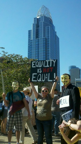 Occupy Cincinnati