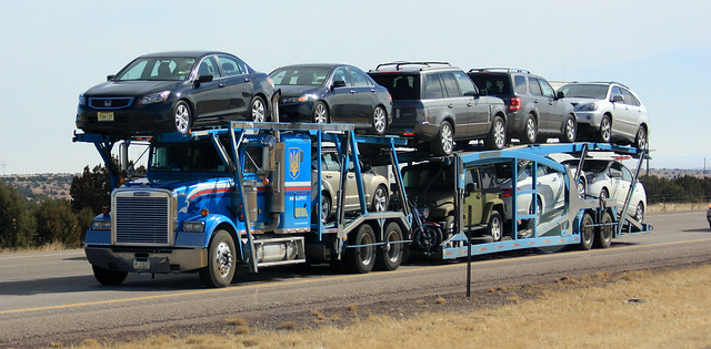 Car Hauler Jobs >> Freightliner Car Carriers - a gallery on Flickr