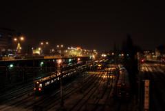 Poznań. Train.