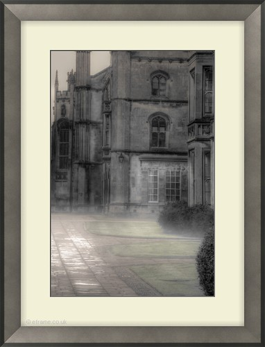 Kings College Cambridge - Framed by eFRAME.co.uk