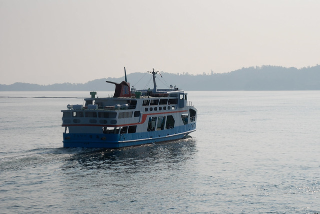 Miyajima - Ferry