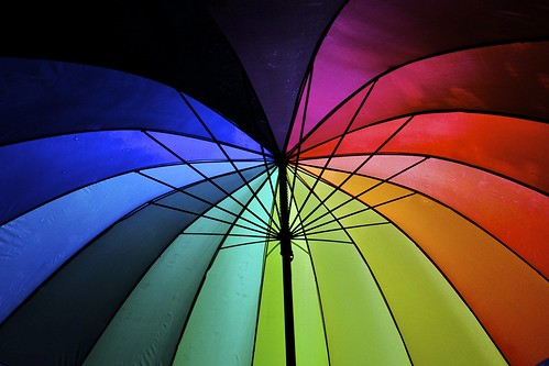 Rain-Bow-Umbrella