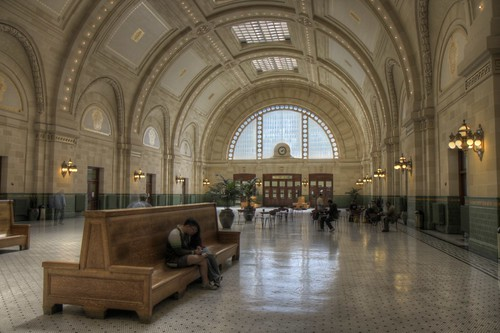Union Station, Seattle (HDR)