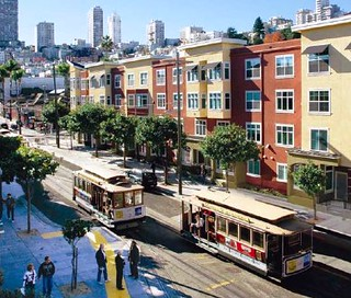 San Francisco (courtesy of Reconnecting America)