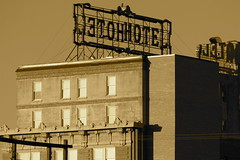 Holt Hotel, downtown Wichita Falls TX