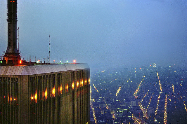 World Trade Center Observation Deck, 1980: City of Light