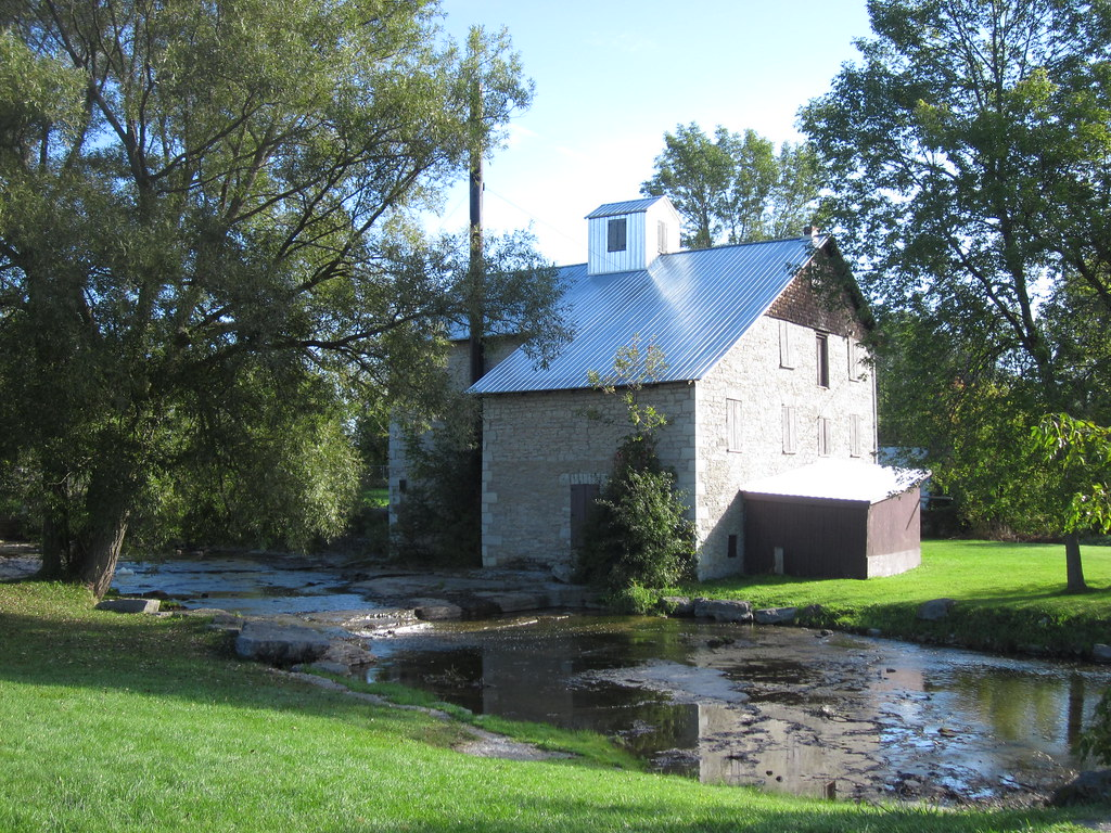 Babcock Mill - Odessa, Ontario