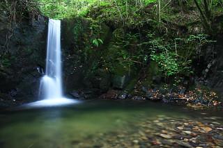 Cascada en el Raigosu