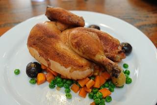 20110824 Chicken Dinner