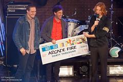 Polaris Music Prize Gala 2011