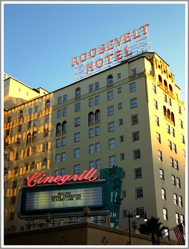 ROOSEVELT HOTEL (HOLLYWOOD)