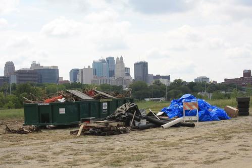 Kansas City Missouri River Clean-up 9-10-11