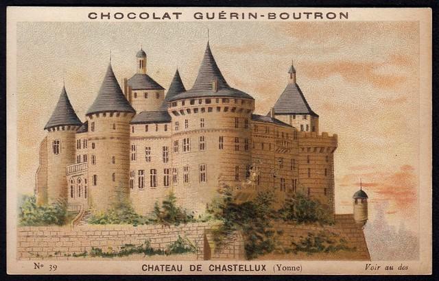 Guerin Boutron - Chateaux de Chastellux