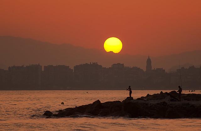 Despedida del Sol de verano (PREMIO