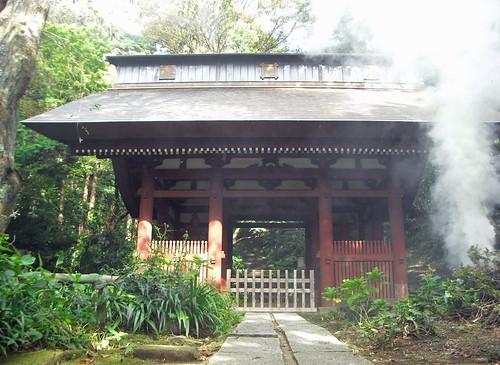 2011/09/23 (金) - 15:09 - 仁王門 - 妙法寺