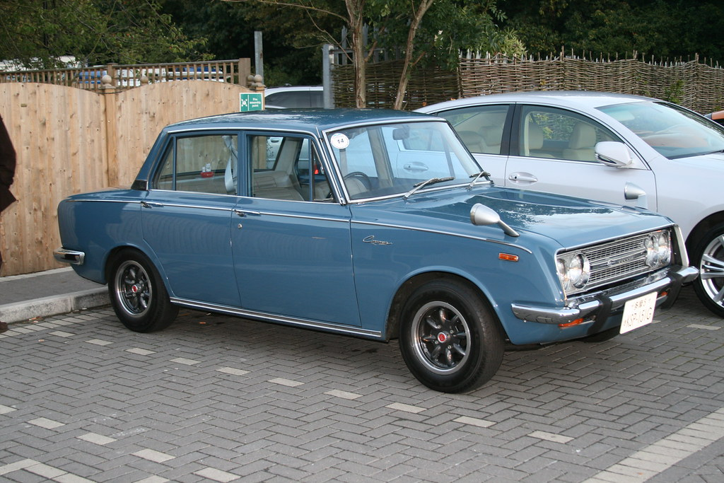 Japanese Classic Car Club - Vintage and Classic Cars ...