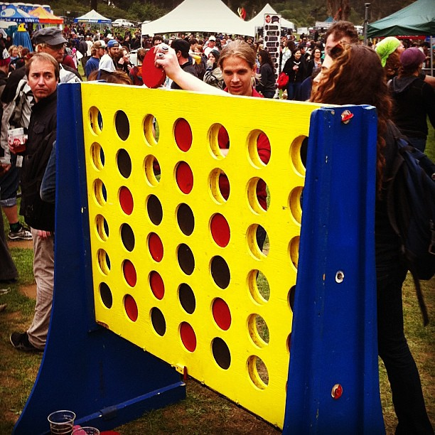 life size connect four flickr photo sharing. Black Bedroom Furniture Sets. Home Design Ideas