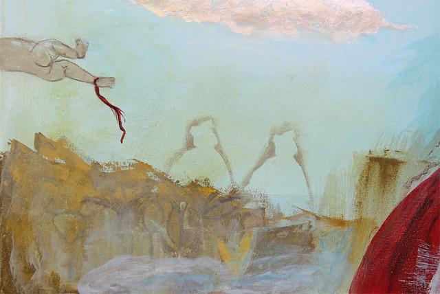 Campos, valles y prados, detail