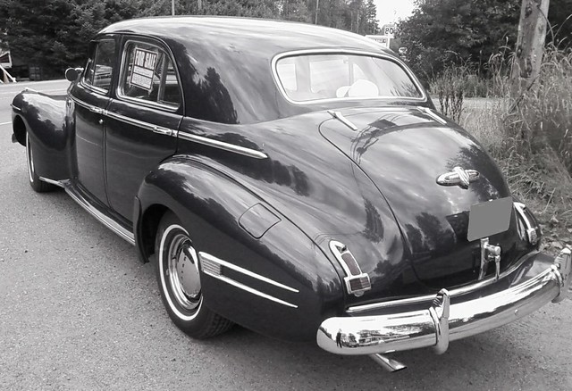 Flickr photo sharing for 1941 buick 4 door sedan