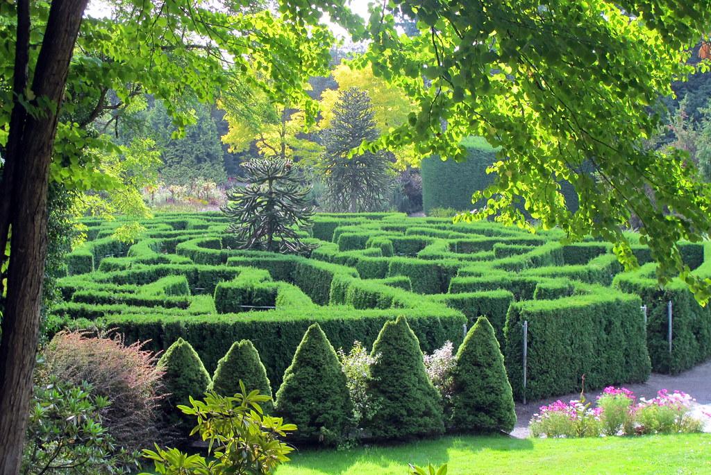 VanDusen Maze