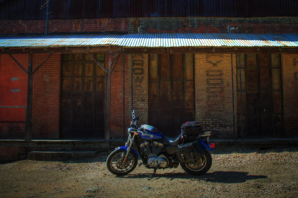 Harley road trip