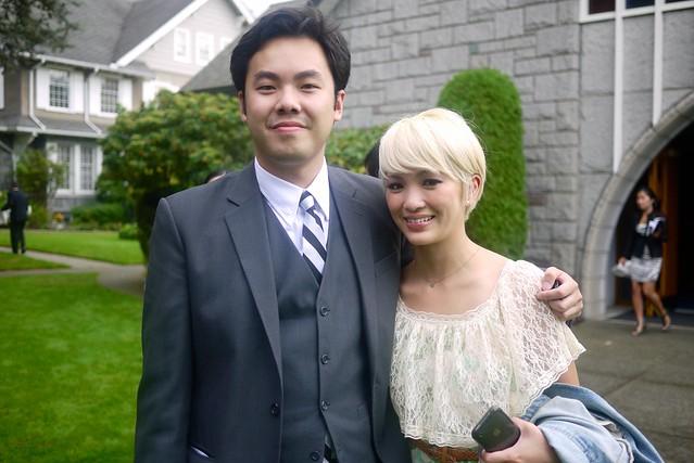Wedding Pangs | Dennis & May Pang