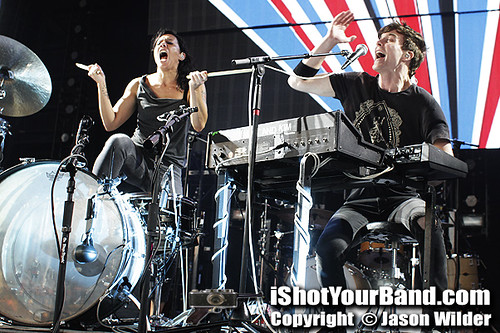 Matt and Kim - Matt Johnson and Kim Schifino - ©Jason Wilder