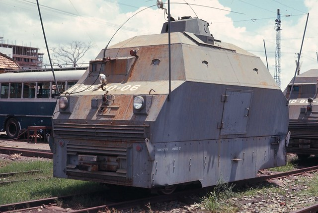 Saigon June 1969 - Armored Cars