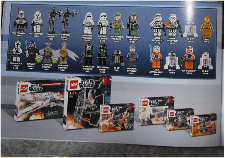 2012 LEGO Star Wars