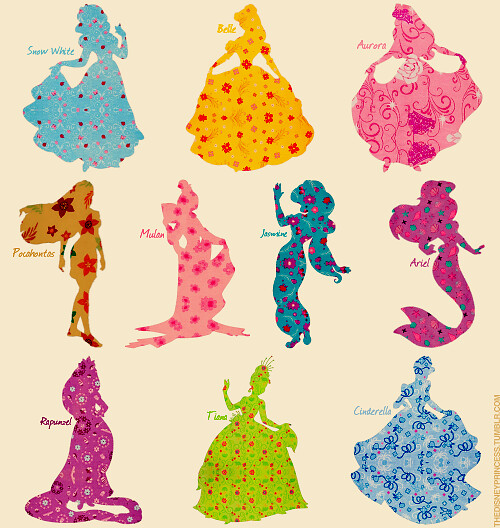 Disney Princess by thedisneyprincess on Tumblr