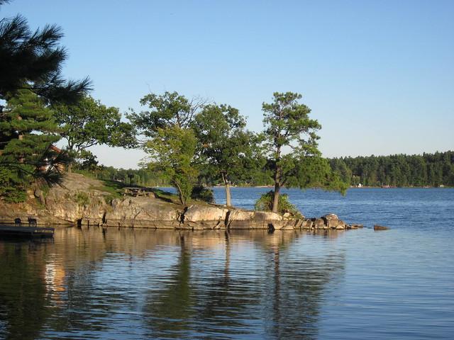Dewolf Point State Park Wellesley Island