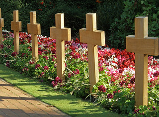 Image of War. jersey sthelier warcemetery howarddavispark