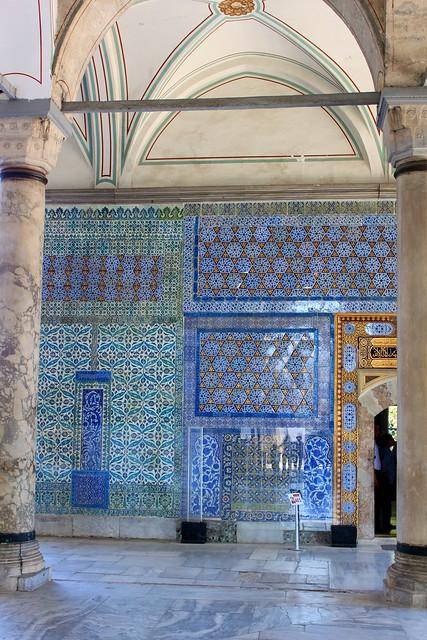 Istanbul: Topkapı Palace (Circumcision Room)