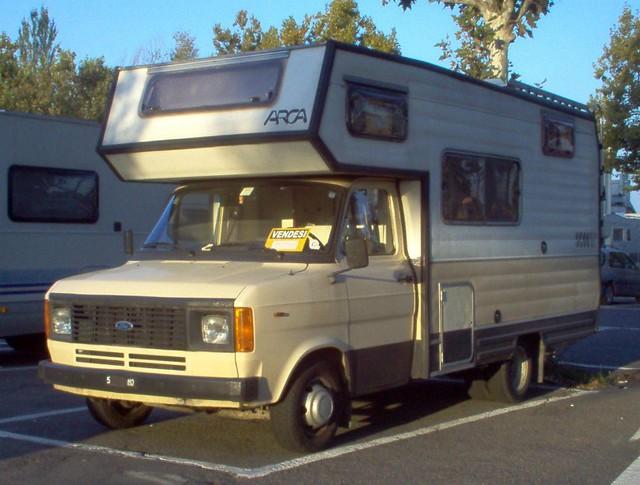ford transit 1981 camper arca by fil82 flickr. Black Bedroom Furniture Sets. Home Design Ideas