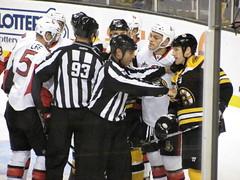 Boston Bruins v. Ottawa Senators (preseason)