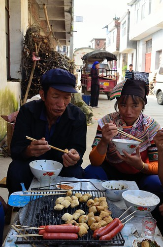 Yuanyang-Yunnan-China-Hani people 4