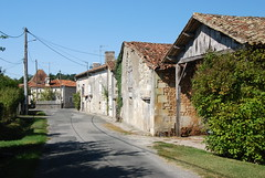 Vieilles fermes -Old farm (Champagne -France)